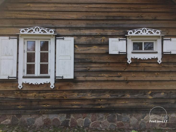Atostogų namelis Baublys Lake Lodge - 20