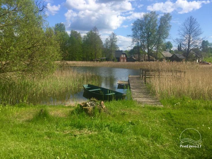 Reginos Maksimovienės sodyba prie Srovinaičio ežero - 14