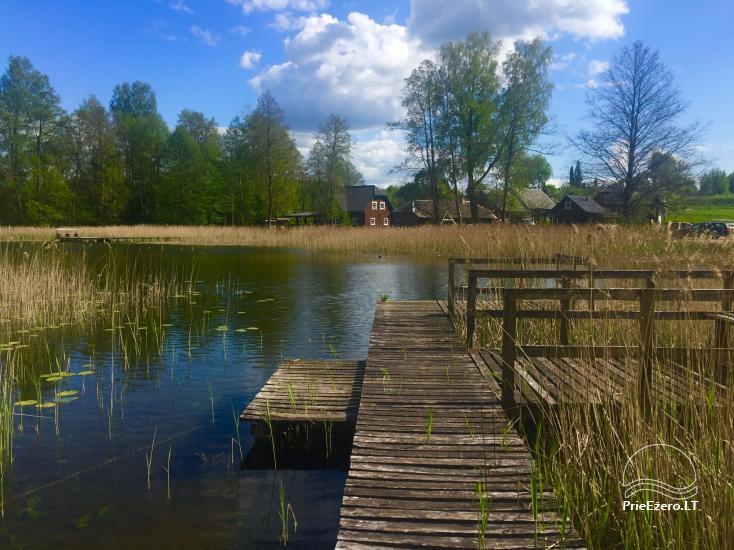 Reginos Maksimovienės sodyba prie Srovinaičio ežero - 9
