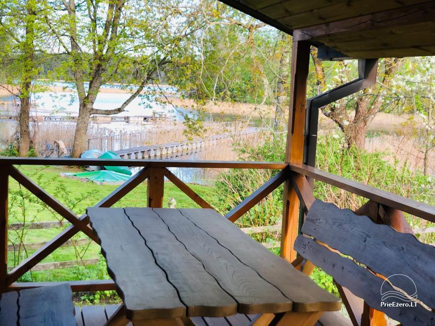 Reginos Maksimovienės sodyba prie Srovinaičio ežero - 2