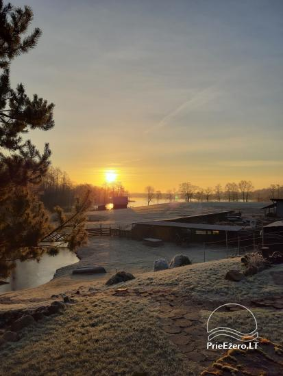 Sodyba prie Ilmėdo ežero – Namas, pirtis, kubilas - 29