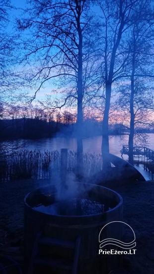 Sodyba prie Ilmėdo ežero – Namas, pirtis, kubilas - 25