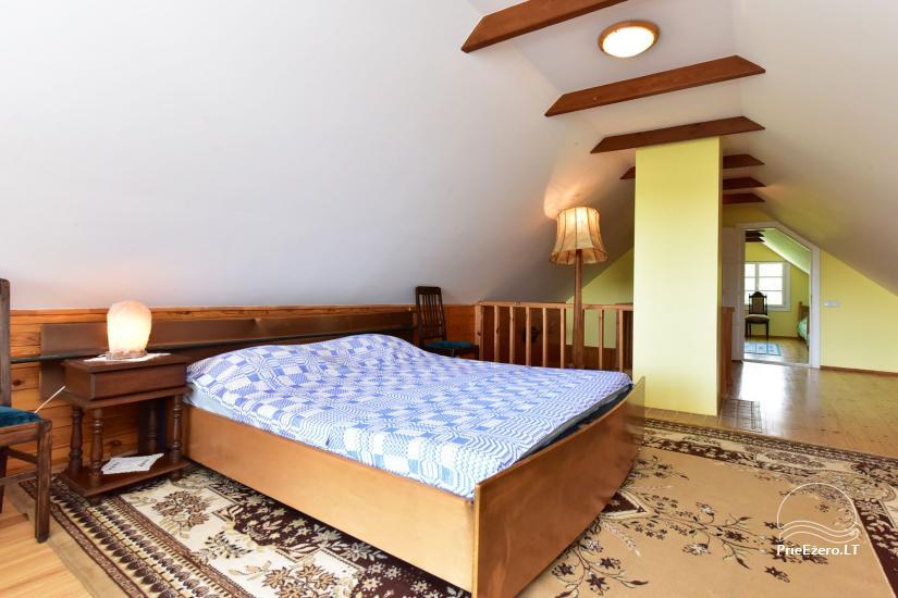 Sodyba prie Ilmėdo ežero – Namas, pirtis, kubilas - 13
