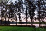 Vazajaus sodyba, ant Vazajaus ežero kranto