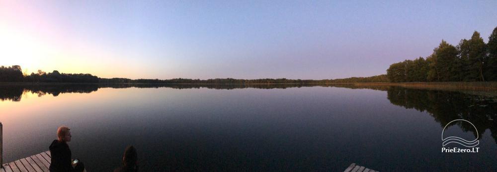 Vazajaus sodyba, ant Vazajaus ežero kranto - 5