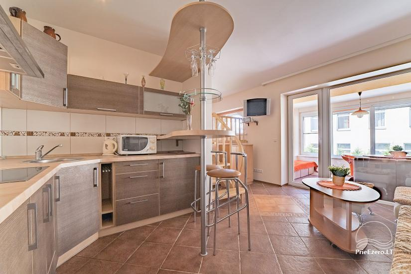 SR Apartamentai - Druskininkai - butų nuoma Druskininkuose - 1