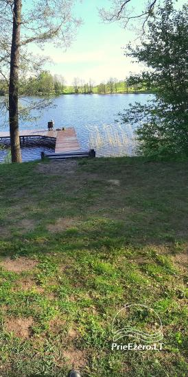 Sodyba ant ežero kranto ramiam poilsiui - 3