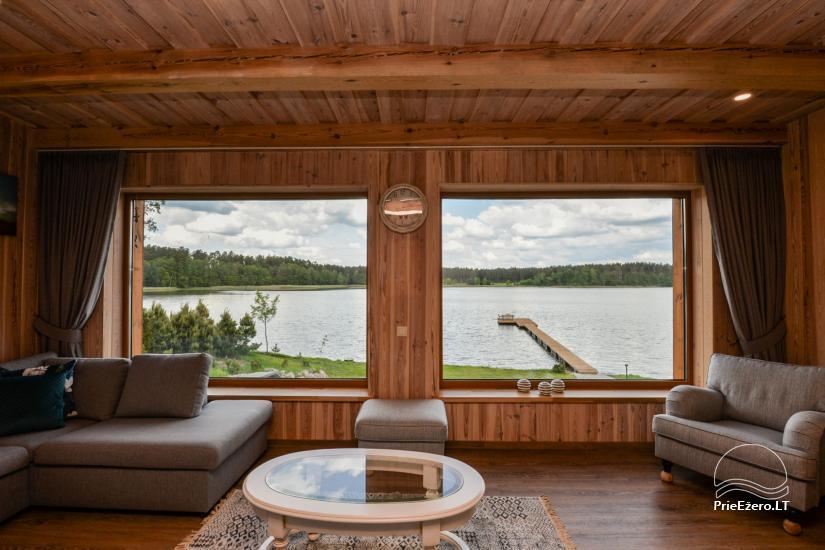 Vila Lato ant ežero kranto, šalia Druskininkų - 4
