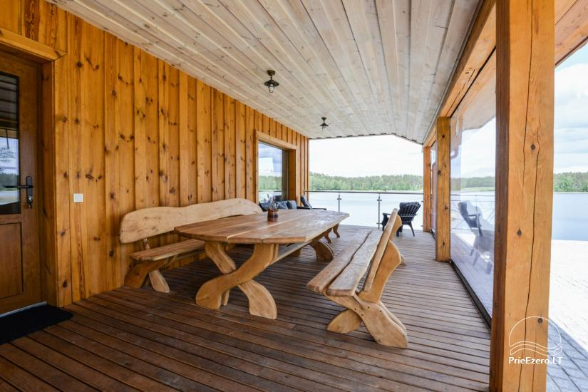 Vila Lato ant ežero kranto, šalia Druskininkų - 3
