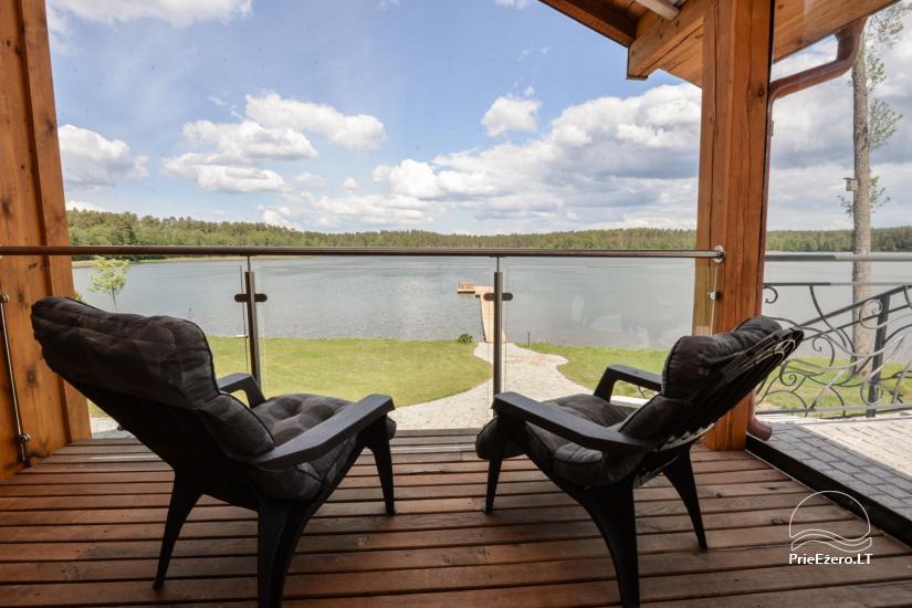 Vila Lato ant ežero kranto, šalia Druskininkų - 1