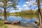 Saločio ežero nameliai