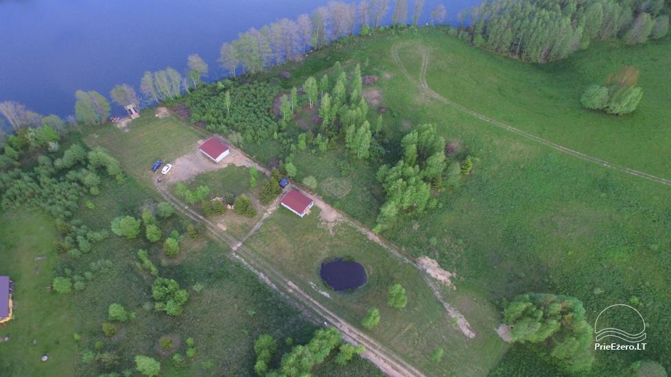 Saločio ežero nameliai - 12