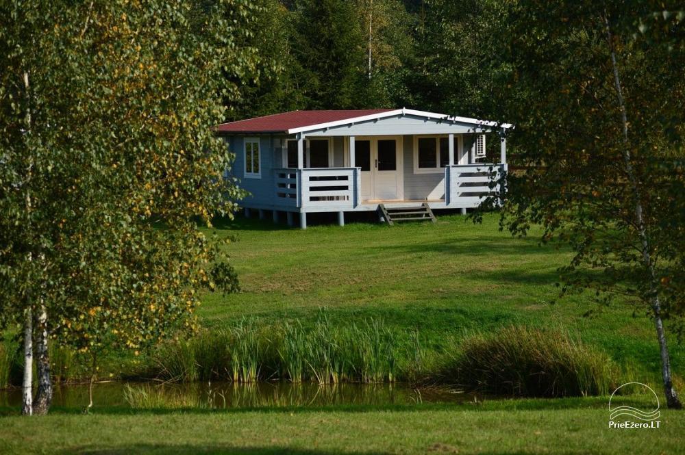 Saločio ežero nameliai - 14