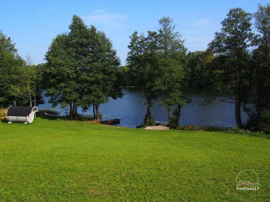 Saločio ežero nameliai - 16