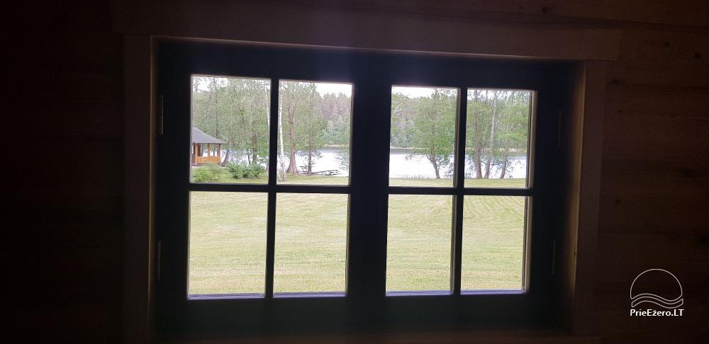 Aiseto ąžuolai - sodyba Utenos rajone prie Aiseto ežero - 3
