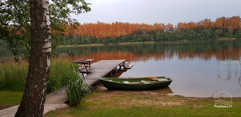 Aiseto ąžuolai - sodyba Utenos rajone prie Aiseto ežero - 7