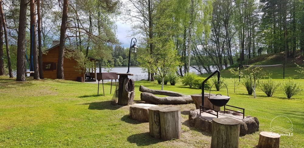 Aiseto ąžuolai - sodyba Utenos rajone prie Aiseto ežero - 5