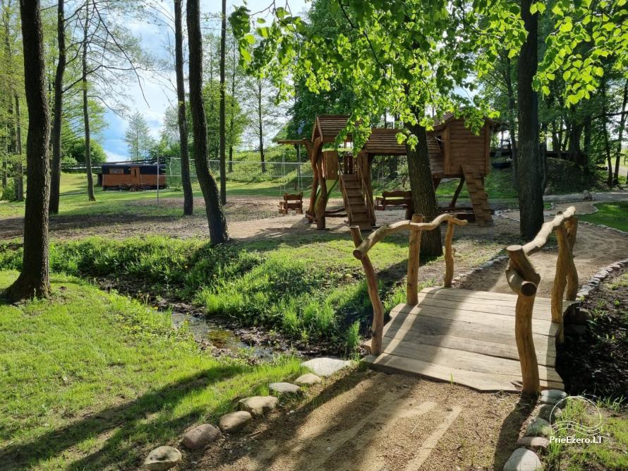 Sodyba Lazdijų rajone, Šventežerio seniūnijoje, prie Babrų ežero - 4