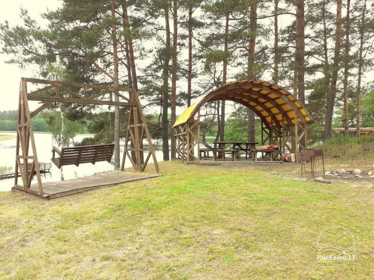 Sodyba prie Druskinkų ant Liškiavio ežero kranto - 2