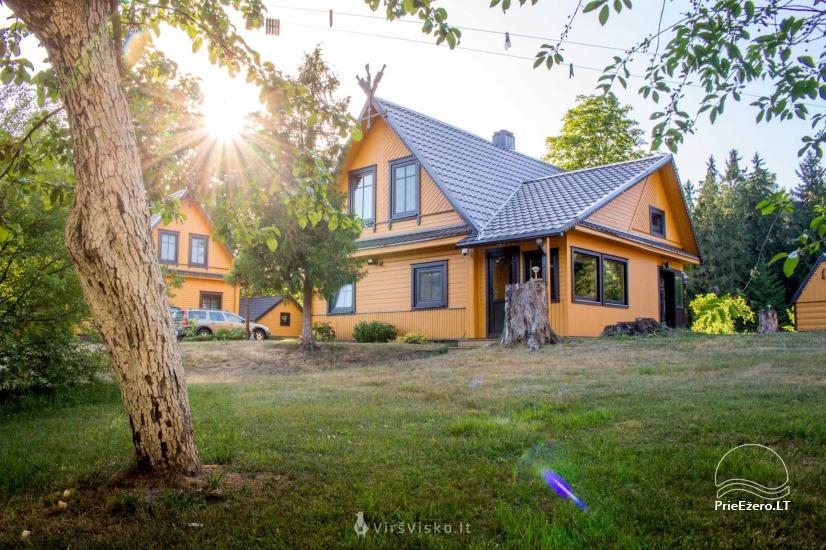 Sodyba Ignalinoje  Premium Villa - 4