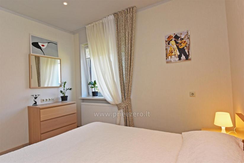 3-jų kambarių apartamentai