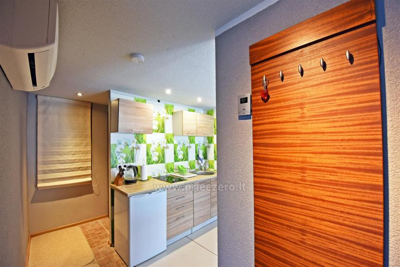 Apartamentai - studija