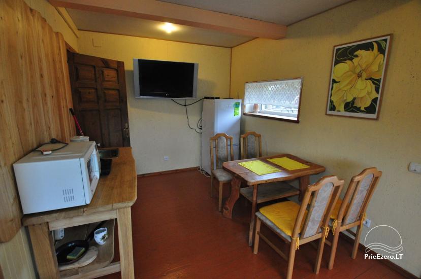 Kambariai prie žiemos centro Ignalinoje - 5
