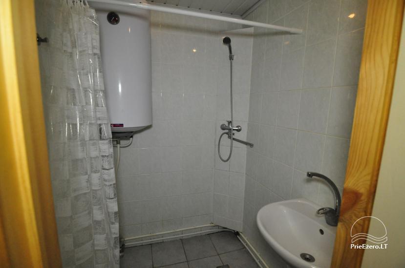 Kambariai prie žiemos centro Ignalinoje - 7