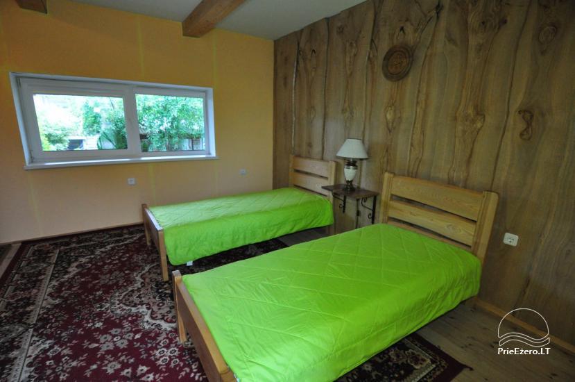 Kambariai prie žiemos centro Ignalinoje - 2