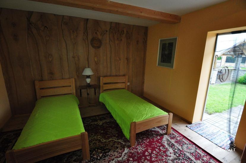 Kambariai prie žiemos centro Ignalinoje - 9