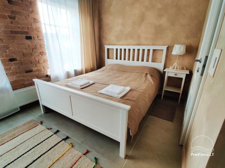 Modernūs apartamentai Trakų centre prie ežero - 11