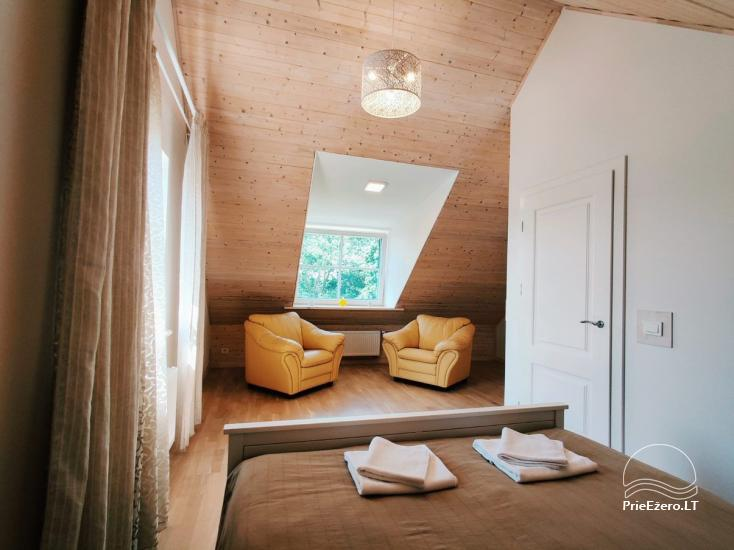 Modernūs apartamentai Trakų centre prie ežero - 2