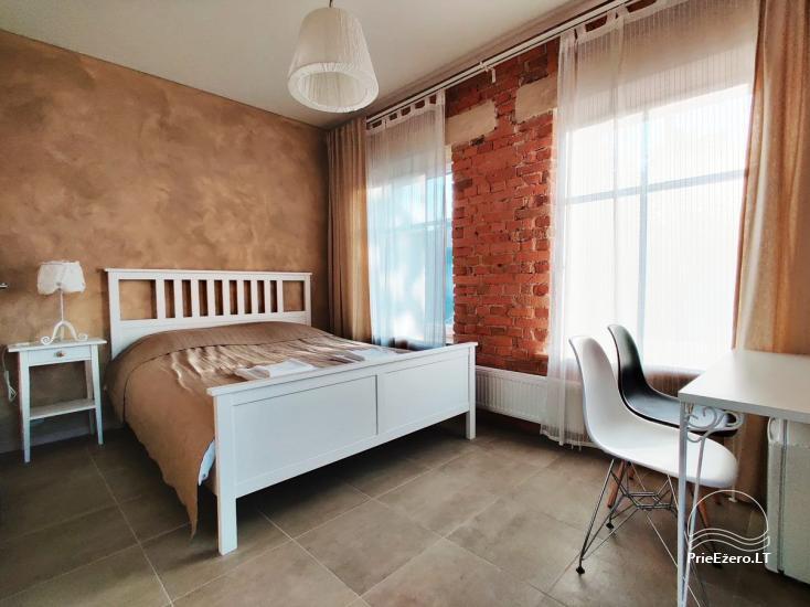Modernūs apartamentai Trakų centre prie ežero - 10