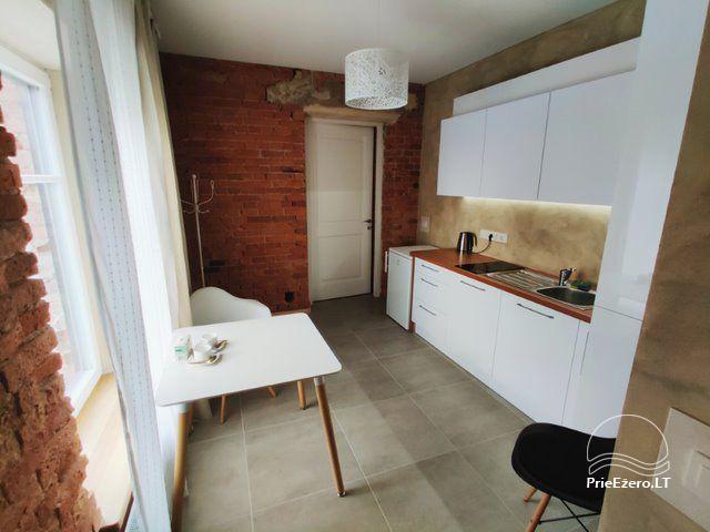 Modernūs apartamentai Trakų centre prie ežero - 13