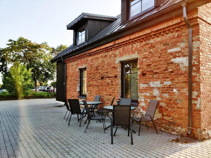 Modernūs apartamentai Trakų centre prie ežero - 15