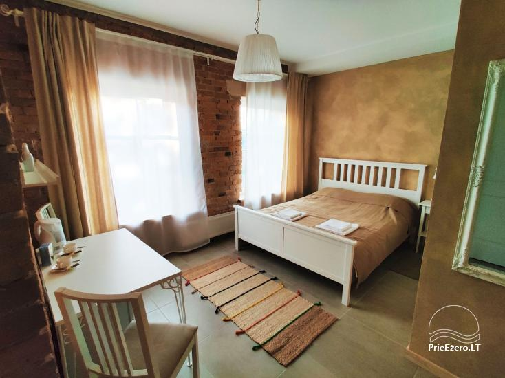 Modernūs apartamentai Trakų centre prie ežero - 3