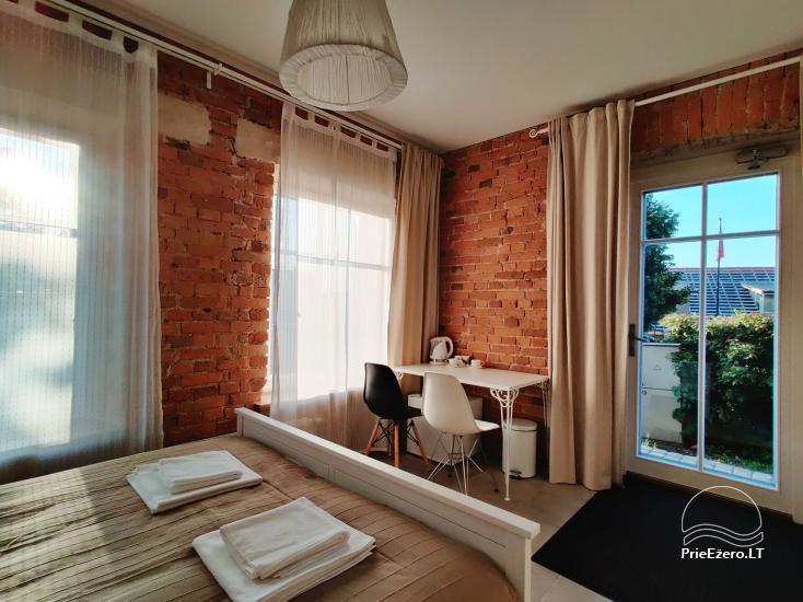 Modernūs apartamentai Trakų centre prie ežero - 4