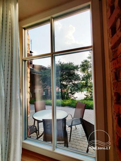 Modernūs apartamentai Trakų centre prie ežero - 5