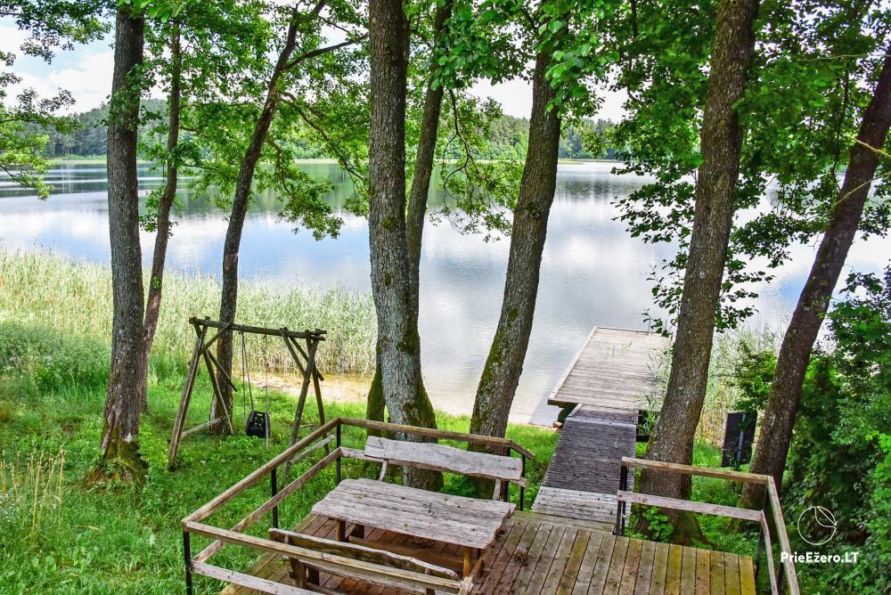 Sodyba Trakų rajone prie Monio ežero - 3