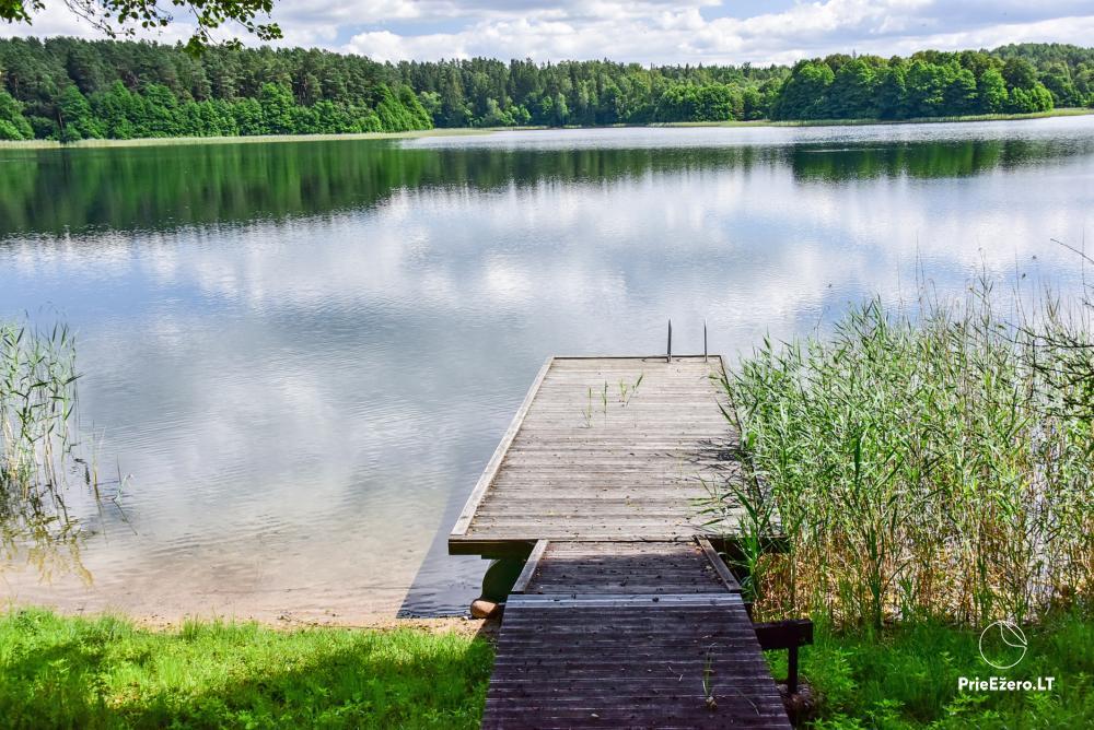 Sodyba Trakų rajone prie Monio ežero - 2