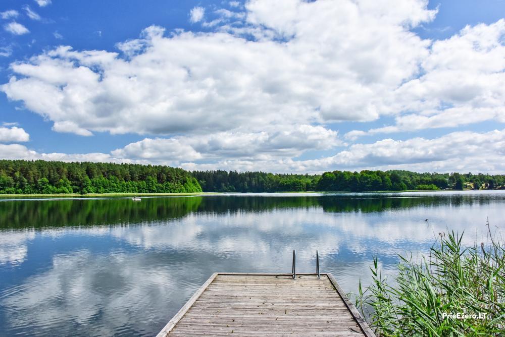 Sodyba Trakų rajone prie Monio ežero - 1