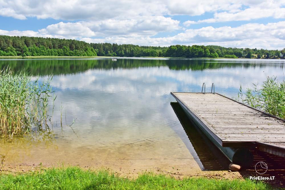 Sodyba Trakų rajone prie Monio ežero - 5