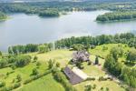 Sodyba Trakų rajone prie Monio ežero