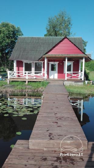 Sodyba Zarasų rajone prie Nečesko ežero - 3