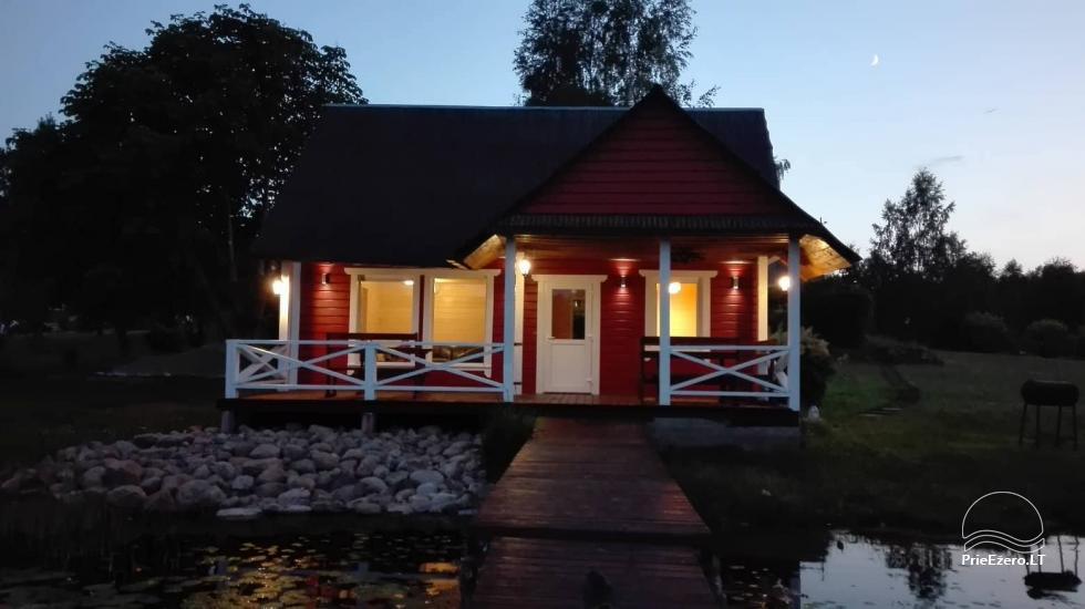 Sodyba Zarasų rajone prie Nečesko ežero - 10