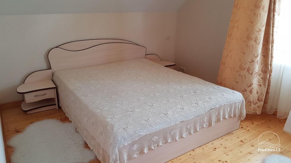 Apartamentai Rusnėje, apgyvendinimas  Tigro guolis , pirties nuoma - 6