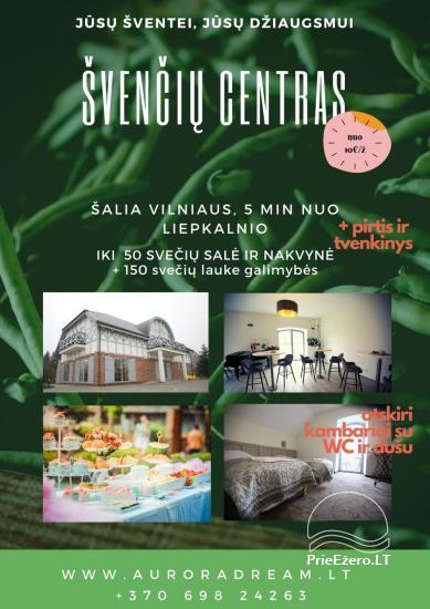 4active - sveikatingumo centras šalia Vilniaus sportui, šventei, renginiui, šeimai, draugams - 6