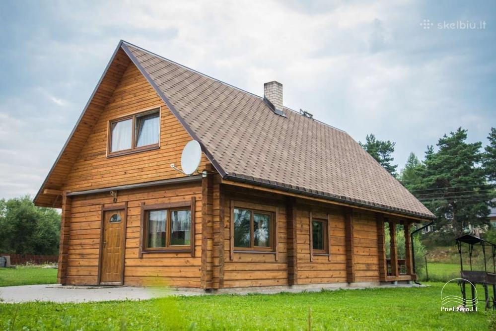 Šumsko sodyba Vilniaus rajone - 3