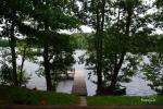 Jaukus namelis ant ežero kranto ramiam poilsiui - 2