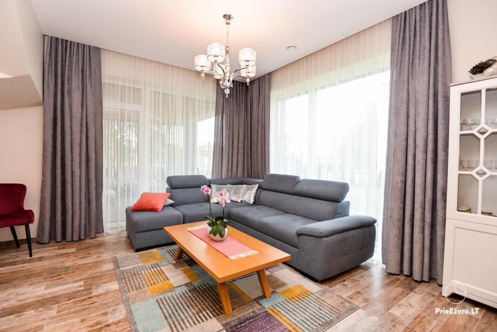 Druskininkų Šlaitas - apartamentai Druskininkuose, Šlaito g.15 - 23